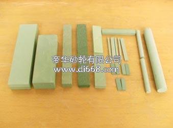 绿碳化硅油石
