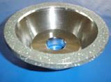 电镀碗型砂轮图片